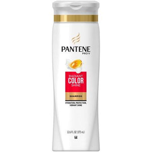Pantene shampoo (radiant colour shine) 375ml