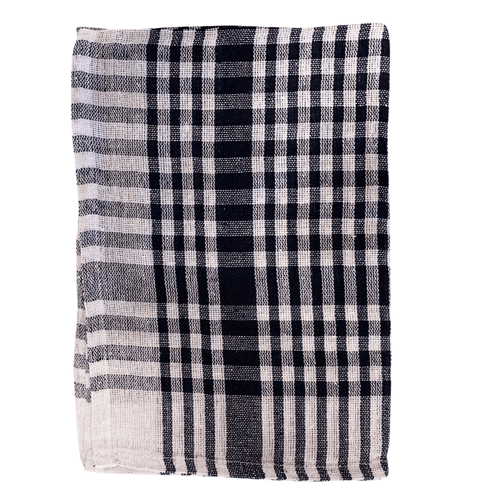 Tea towel (black & white)