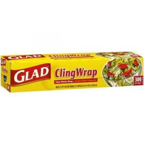 Glad Plastic Wrap 200sf