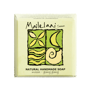 Mosooi (ylang ylang) Fragrance Natural Hand Made Soap 110gm / 3.9 oz