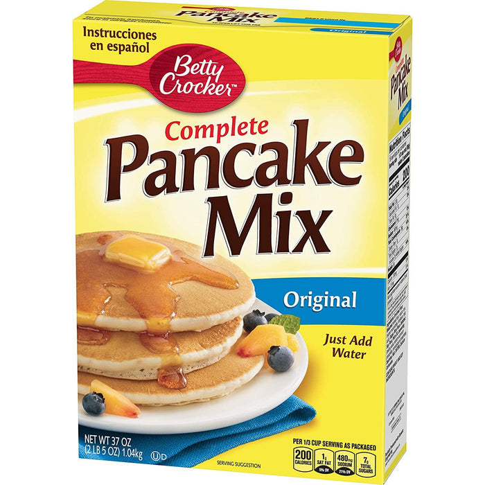 Betty Crocker Pancake Mix 37oz