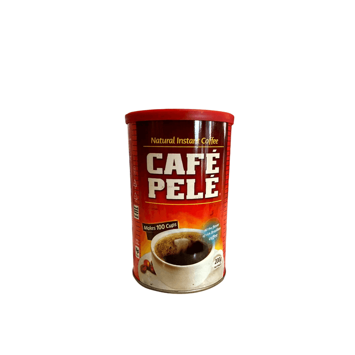 Cafe Pele Tin 200g