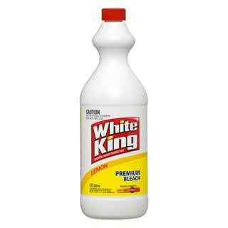 White King Bleach Lemon