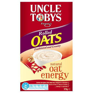 Uncle Tobys Rolled Oats 575g Samoa