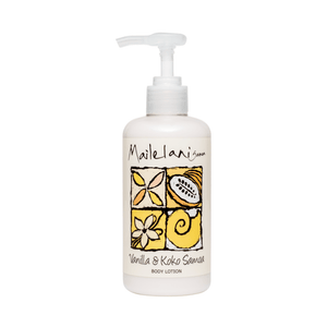Vanilla & Koko Samoa Body Lotion 300ml