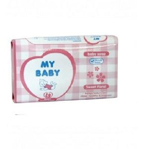 My Baby Soap Sweet Floral 100g