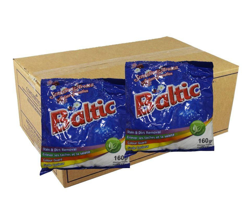 Baltic Washing Powder (Box) 160g x40 - MADPACIFIC
