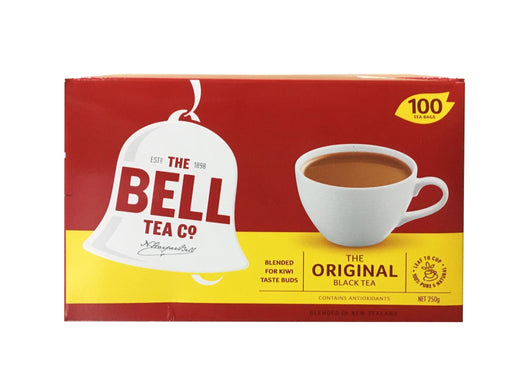 Bell Tea (100's) 250g - MADPACIFIC