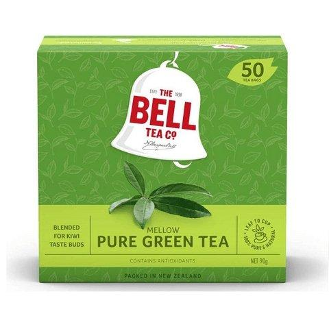 Bell Tea Pure Green Tea 50s - MADPACIFIC