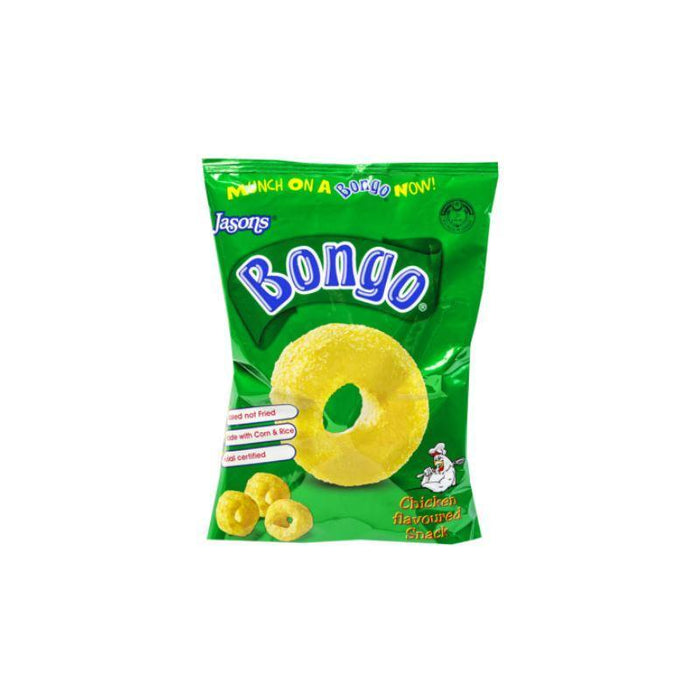 Bongo Chicken 50g - MADPACIFIC
