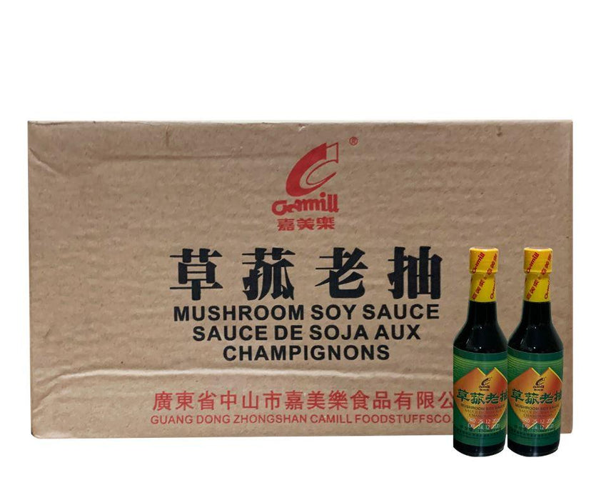 Camil Soy Sauce (Box) 24x150G - MADPACIFIC