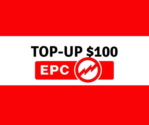 Cash Power $100 - MADPACIFIC
