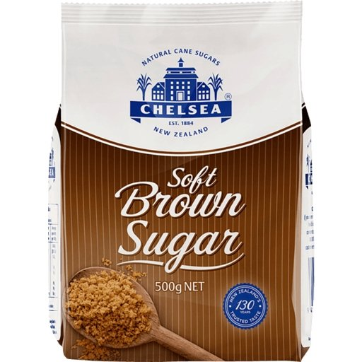 Chelsea Soft Brown Sugar 500g - MADPACIFIC