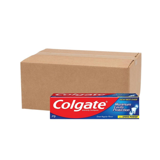 Colgate Toothpaste 37g (Box of 80) - MADPACIFIC