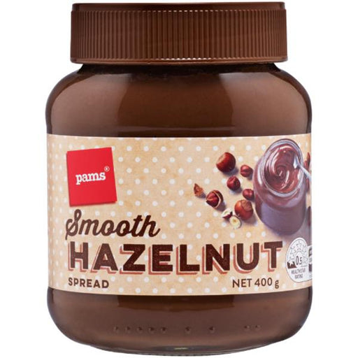 Copy of Pam's hazelnut spread 400g - MADPACIFIC