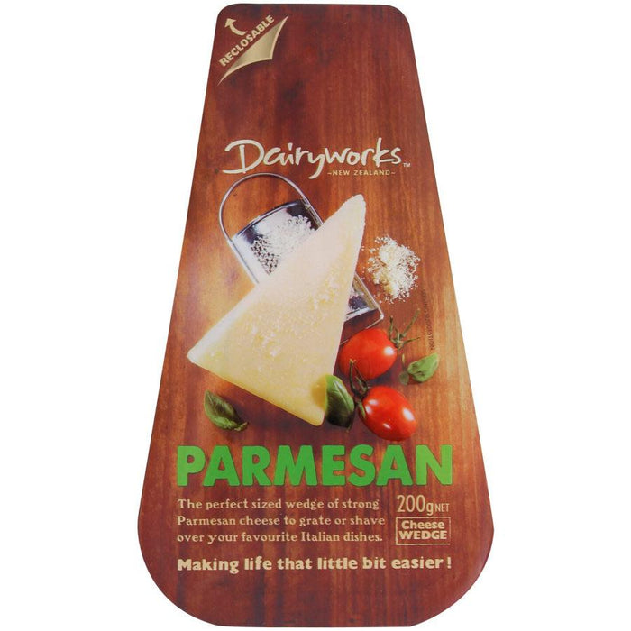 Dairyworks Parmesan Cheese 200g - MADPACIFIC