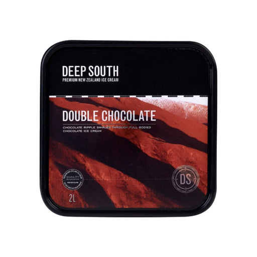 Deep South Ice Cream 2L (Double Chocolate) - MADPACIFIC