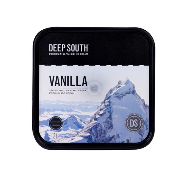 Deep South Ice Cream 2L (Vanilla) - MADPACIFIC
