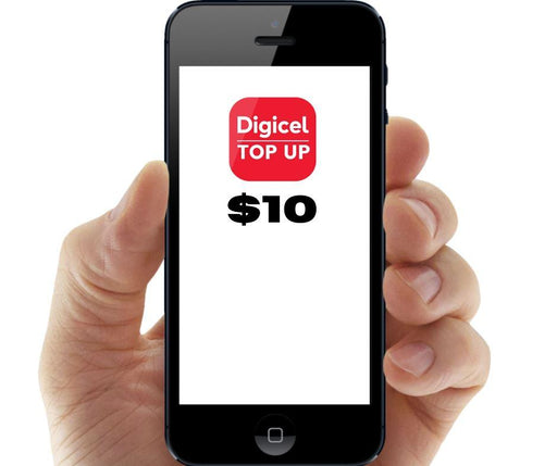 DIGICEL Top-up $10 - MADPACIFIC