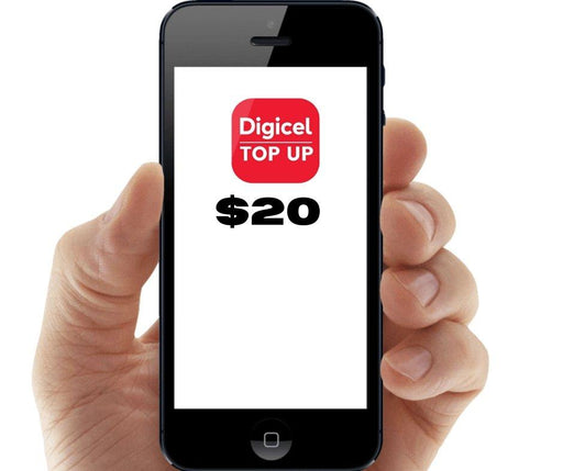 Digicel Top-up $20 - MADPACIFIC