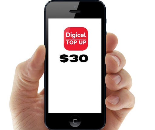 DIGICEL top-up $30 - MADPACIFIC