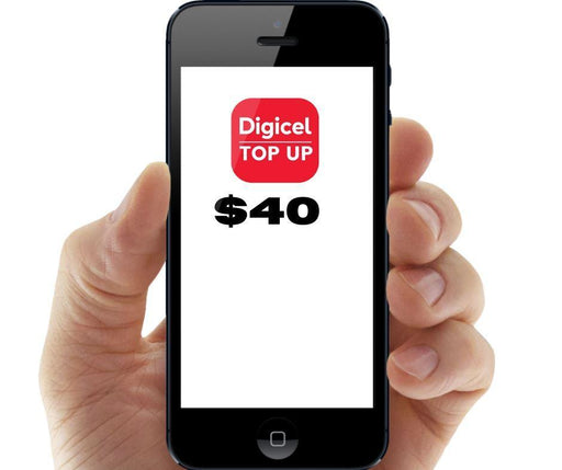 DIGICEL top-up $40 - MADPACIFIC