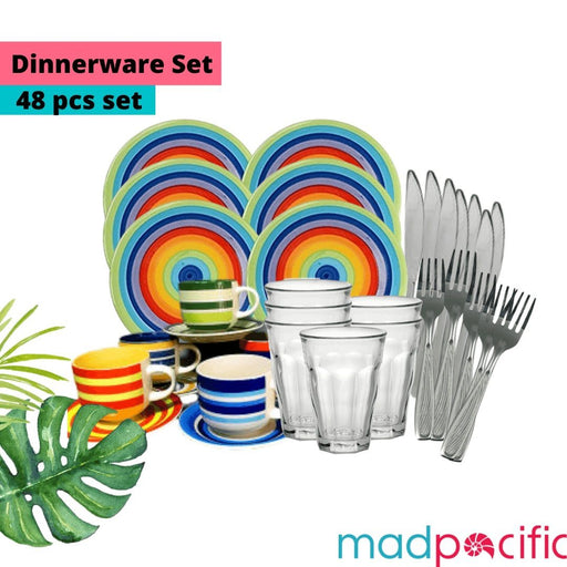 Dinnerware Set - MADPACIFIC