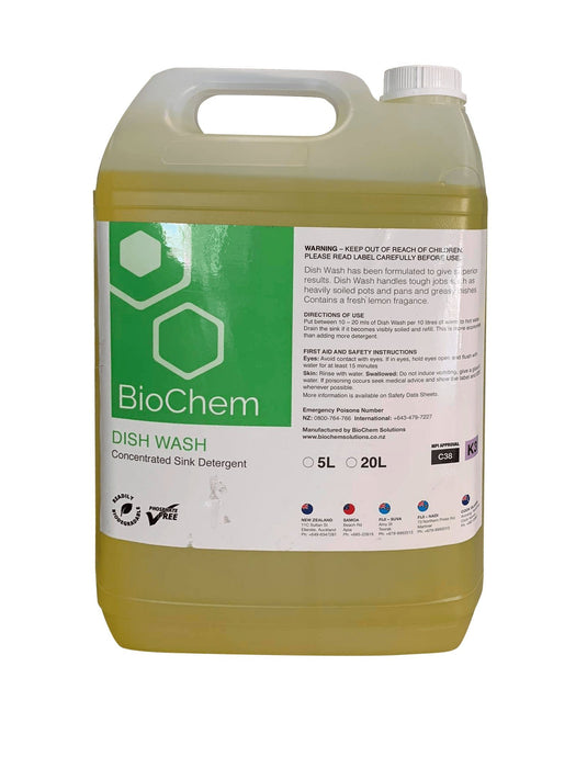 Dish Wash 5L - MADPACIFIC