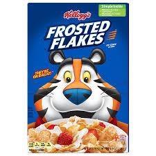"Kellogg's Frosted Flakes 382g ""New Arrival"""