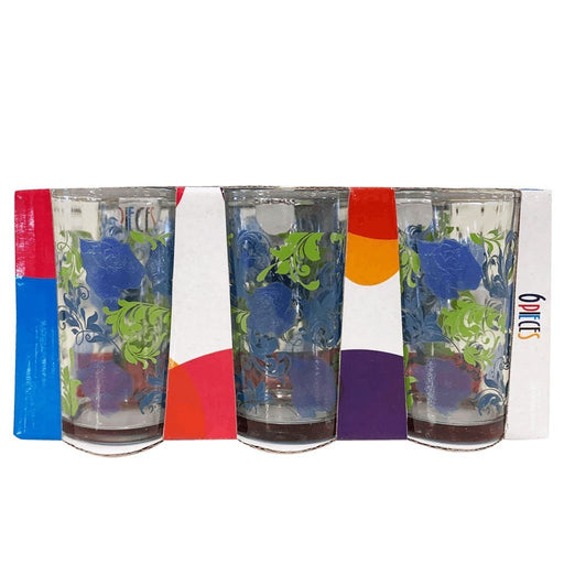Drinking glass set (6 pcs) - MADPACIFIC