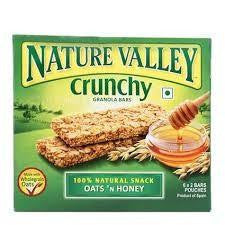 Nature Valley Crunchy Honey & Oats Box 5's