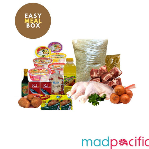 Easy Meal Box - MADPACIFIC