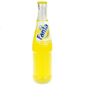 Fanta (Pineapple) Soft Drink 355ml - MADPACIFIC