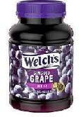 Welch's Concord Grape Jam 850g