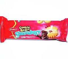 Griffins Cookie Bear Shrewsbury 195g - MADPACIFIC
