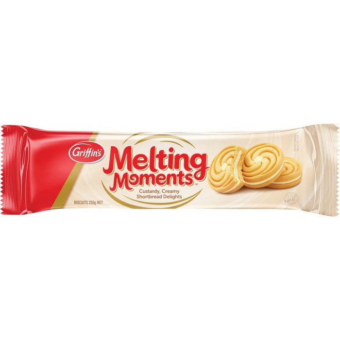 Griffins Melting moments 250g - MADPACIFIC