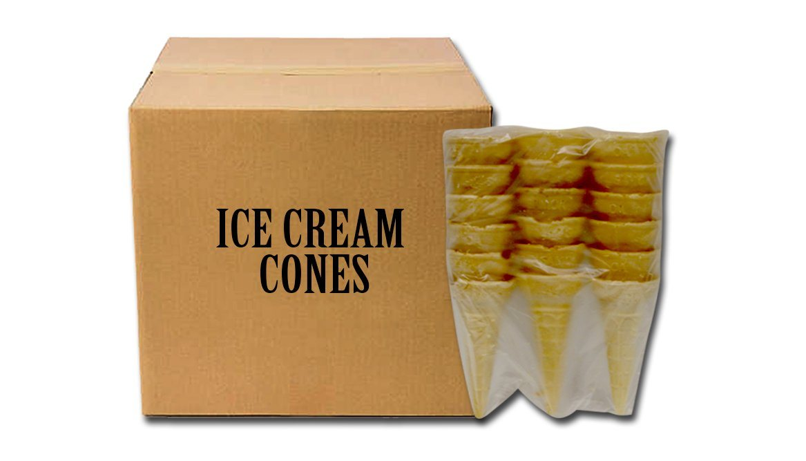 Ice-cream Cone (15 pack) - MADPACIFIC