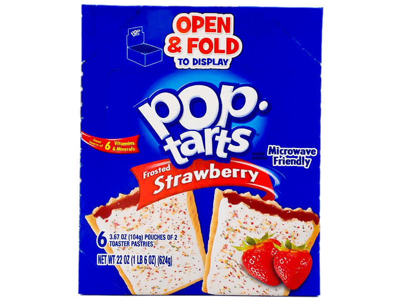 Pop Tarts (box of 6)