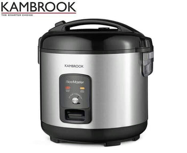 Kambrook 10-cup Rice Master Cooker & Steamer