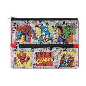 Boys Marvel Comics Pencil case