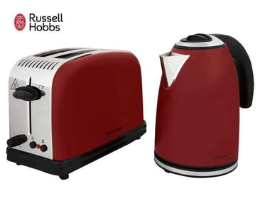 Russell Hobbs Paddington Breakfast Kettle & Toaster Pack