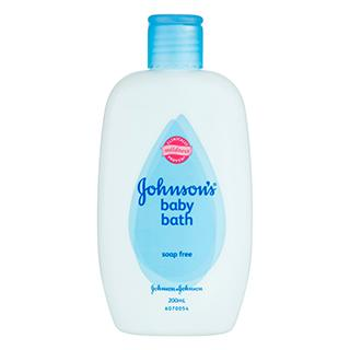 Johnson's Baby Bath 200ml - MADPACIFIC