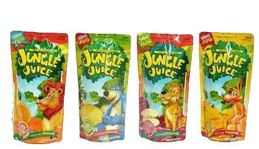 Jungle Juice 200mls (Assorted Flavours) - MADPACIFIC