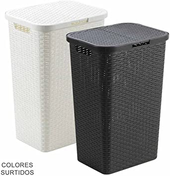 Laundry Basket (with lid) - MADPACIFIC