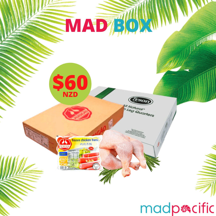 MAD BOX 5.5 - MADPACIFIC