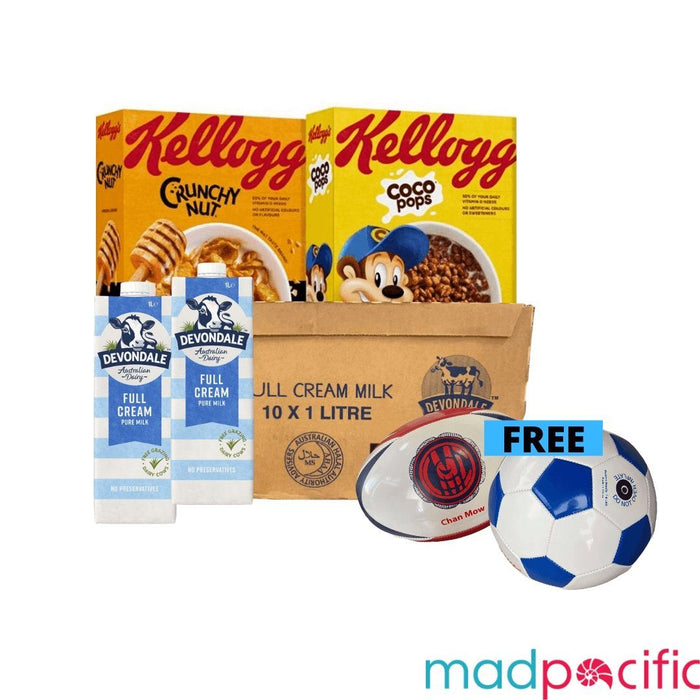 MAD DEAL 7.0 Kids Breakfast Pack - MADPACIFIC