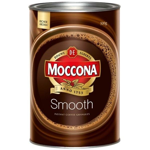 Moccona Coffee Smooth 500g - MADPACIFIC