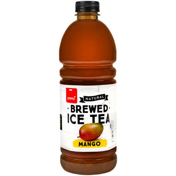 Pam's ice tea (Assorted flavours) 100mls - MADPACIFIC