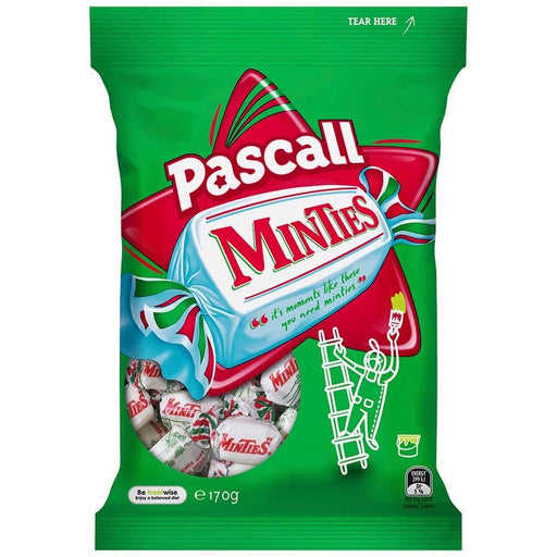 Pascall Minties 170g - MADPACIFIC