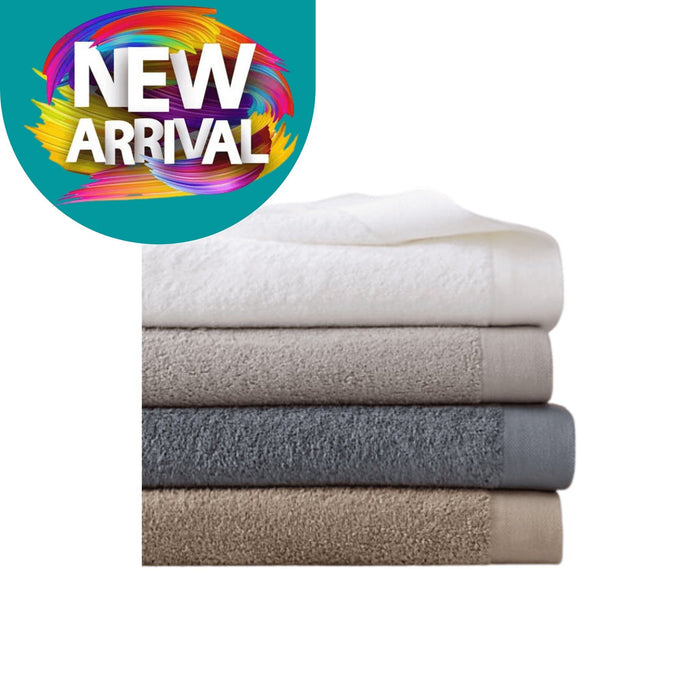 Plain Bath Towels 600GSM (Assorted colours) - MADPACIFIC